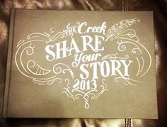 Horizontal chalkboard yearbook cover. Timber Creek High School, Fort Worth, Texas  DEVON WHY IS TIMBER CREEK SO PERF