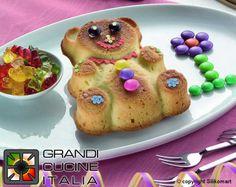 Tortiera in silicone alimentare per Baby Teddy Bear 133x158 h 30 mm - SFT812