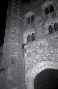 Lexploration urbaine à Cambridge en 1930 exploration urbaine ancienne cambridge nuit etudiant 08 518x800