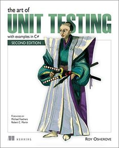 35 TL  The Art of Unit Testing: with examples in C# by Roy Osherove