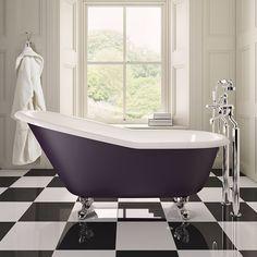 Cambridge Freestanding Bath | Freestanding & Roll Top Baths | CP Hart
