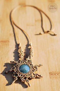 1000+ images about bijoux on Pinterest | Macrame, Micro Macrame ...
