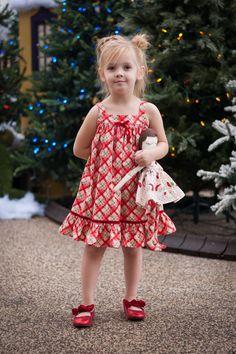 Adelaide Pajama Set — Little Lizard King Kids Frocks, Frocks For Girls, Little Girl Dresses, Girls Dresses, Flower Girl Dresses, Toddler Dress, Baby Dress, Baby Girl Dress Patterns, Kids Outfits