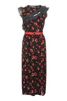 Reclaim to Wear Poppy Dress - Clothing- Topshop USA