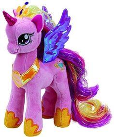 My Little PonyApple Cadence Children Girls Soft Plush Cuddly ToyRainbow