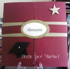Invitaciones para graduaciones