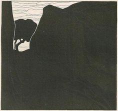 yama-bato: Adolf Böhm here Ver Sacrum ,1901