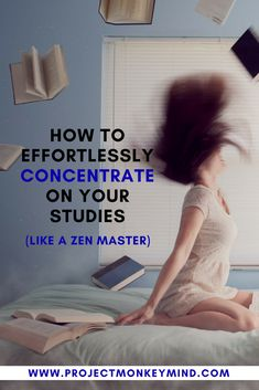 If you ever struggle to concentrate on studies for long hours and would like to know how you can concentrate like a zen master, this post will show you exactly how you can do so. Read on to learn how you can focus effortlessly for long periods of time! Best Time To Study, Best Study Tips, Exam Study Tips, Exams Tips, School Study Tips, Study Skills, Study Techniques, Study Methods, Effective Study Tips