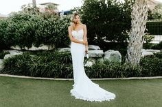 A sentimental wedding featuring a Martina Liana wedding dress.
