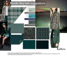 ItaltexTrends Womenswear Colour and Fabric Trends Winter Trends, Daily Fashion, Slow Fashion, Pantone, Trend Fabrics, Carmen Miranda, Fashion Forecasting, Fashion Portfolio, Fashion Design Sketches
