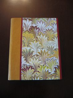 W. Thomas Taylor on bookbinding and marbling
