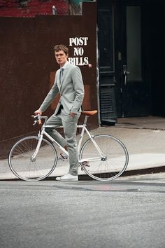 Strellson x Bianchi 'Rolling Style' White Edition Collection | Suitored