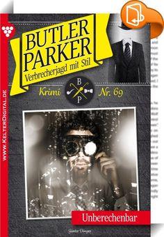 Butler Parker 69 - Kriminalroman    ::  Butler Parker ist ein Detektiv mit Witz, Charme und Stil. Er wird von Verbrechern gerne unterschätzt und das hat meist unangenehme Folgen. Der Regenschirm ist sein Markenzeichen, mit dem auch seine Gegner öfters mal Bekanntschaft machen. Diese Krimis haben eine besondere Art ihre Leser zu unterhalten. Diesen Titel gibt es nur als E-Book.  »Könnten Sie Ihr Angebot freundlicherweise wiederholen?« fragte Josuah Parker höflich. »Vermutlich hat sich h...