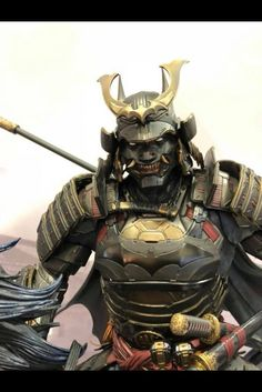 XM Studios - DC Premium Collectibles - Shogun Batman (Knight of the Rising Sun) Scale) Oni Samurai, Samurai Warrior Tattoo, Batman Ninja, Batman Art, Japanese Culture, Japanese Art, Wonder Woman Drawing, Character Art, Character Design