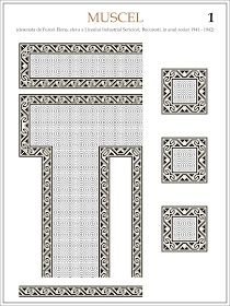Semne Cusute: ie din MUSCEL Traditional, Embroidery, Rugs, Blouse, Home Decor, Farmhouse Rugs, Needlepoint, Decoration Home, Room Decor