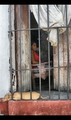 The faces of Cuba! I hope to visit one day.