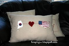 Adoption pillows-because Adoption rocks