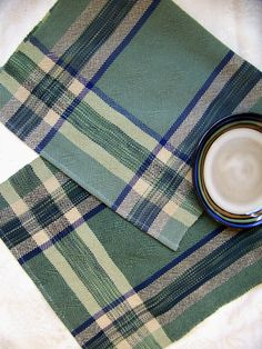 Handwoven Towel large - Dish Tea Kitchen Hand Towels - 100% Cotton Twill - Great Gift