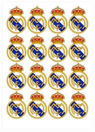 Resultado de imagen de imprimibles real madrid Festa Do Real Madrid, Bolo Real Madrid, Fiesta Real Madrid, Soccer Birthday Cakes, Soccer Party, Soccer Cake, Champions League, Magic Team, Equipe Real Madrid