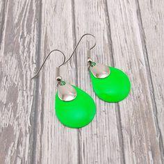 Earrings  Spinners  Fishing Lures  Spoons  by DeederTheBeader,