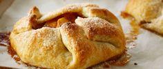 Tarta de manzana y canela Chff. Anna Olson  -Prog. El gourmet http://elgourmet.com/receta/tarta-de-manzana-y-canela