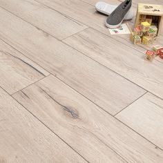 Rustica Oak 11mm Style Laminate Flooring. Only £10.99 per m2. Up to 40% off the RRP!