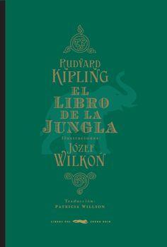 Títol: El libro de la jungla. Autor: KIPLING, Rudyard. Editorial: Libros del Zorro Rojo. Resum: Tot un clàssic, magnificament editat, traduït i il·lustrat. Un llibre que si els nois i noies no llegeixen perquè en tenen altres referents, aquesta edició és fantàstica per tal de ser llegida pel mestre. Les l·lustracions han estat realitzades per un espcialista en zoologia. Els contes reunits ens narren la supervivència a la jungla d'un infant salvatge. La relació humana-animal i amb la natura.