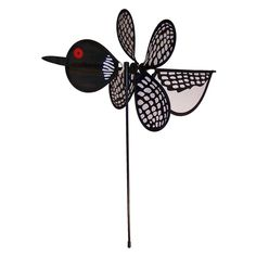 In the Breeze Loon Baby Bird Spinner - ITB2810