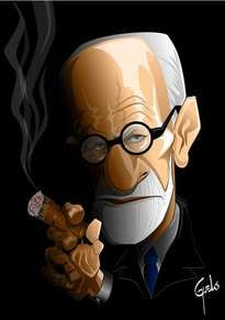 Sigmund Freud Sigmund Freud, Miguel Angel, Celebrity Caricatures, Indian Gods, Cultura Pop, Character Drawing, Illustrations And Posters, Pictures Images, Vintage Posters