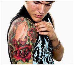 nice Tattoo Trends - Shoulder Tattoos For MEn...