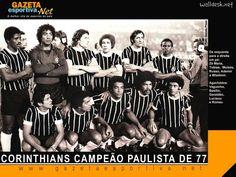 Corinthians Campeão de 1977