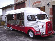 Citroën HY Boucherie