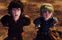 RTTE | Hiccup and Astrid
