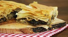 Arda'nın Ramazan Mutfağı Patlıcanlı Üsküp Böreği Tarifi 14.07.2015