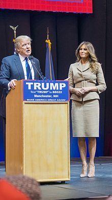 President Donald Trump   First Lady Melania Trump 00b852acb9d
