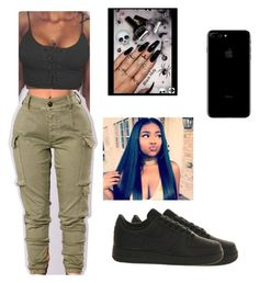 """"""""""" by bossofonlyme on Polyvore featuring NIKE"""
