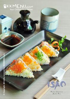Sushi sanwiches