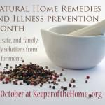 Resources and Links for Natural Home Remedies and Illness Prevention---ORGANIC HOME REMEDIES