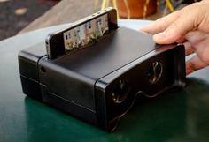 Poppy un dispositivo que convierte tu smartphone en una cámara 3D