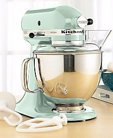 Ultimate Pop-Up Sale On KitchenAid: Macy's is offering 30% off all their KitchenAid appliances. #coupons #discounts