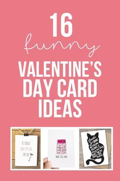 Valentines Day Quotes My Funny Valentine6 Funny Love Humor Cards And Envelopes Set Of 6 .