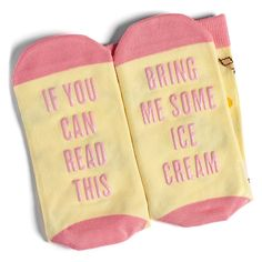 We Found the 20 Best Last-Minute Valentine's Day Gifts on Amazon—and They're All Under $50 | They'll love these hilarious socks, which come in a slew of designs (think ice cream, pizza, tacos, whiskey, beer, and wine), almost as much as their favorite food. #realsimple #valentinesdayideas #giftsforher #giftsforhim  #valentinesdaydecor #valentinesdiy Gifts For Him, Gifts For Women, Best Graduation Gifts, Good And Cheap, Last Minute, Real Simple, Design Thinking, Valentines Diy, Gift Guide