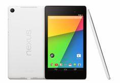 Google Nexus 7 2013 in Weiss ab sofort bei Saturn vorbestellbar  #2GBRAM #7ZollFullHD #Android_4_4_2 #KitKat #Google #Tablet #Nexus7 #Nexus72013 #Nexus72013Weiss #Weiss #Weiß