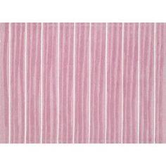 Kidz Image Rosewater Pink Stripes Kids Rectangular Rug Size: 3`7` x 4`7` $69.99