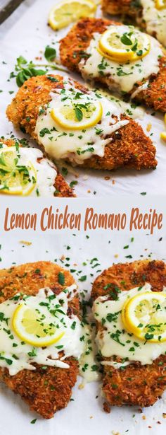 Diet food chicken bread crumbs 65 New ideas Amazing Vegetarian Recipes, Healthy Eating Recipes, Cooking Recipes, Panko Breaded Chicken, Fried Chicken Cutlets, Thin Chicken Cutlet Recipes, Chicken Panko Recipes, Recipe Chicken, Lemon Chicken Romano Recipe
