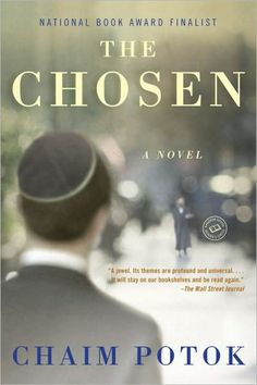 Uitverkoren/ The Chosen - Chaim Potok -- SUCH a good book! You guys should read it. <3