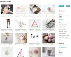 Let Them Eat Cake - Etsy Treasury - Featuring My Sweet Rose Heart Shaped Salt Scrubs