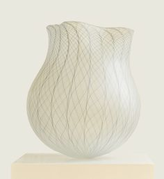 Jeremy Wintrebert | Basket | 2014, Glass | Unique | Francehttp://www.galleryfumi.com/Artists/Jeremy-Wintrebert/