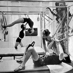Pilates Anytime | Carola Trier Timeline