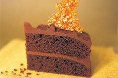 Sticky Peanut Butter Chocolate cake!